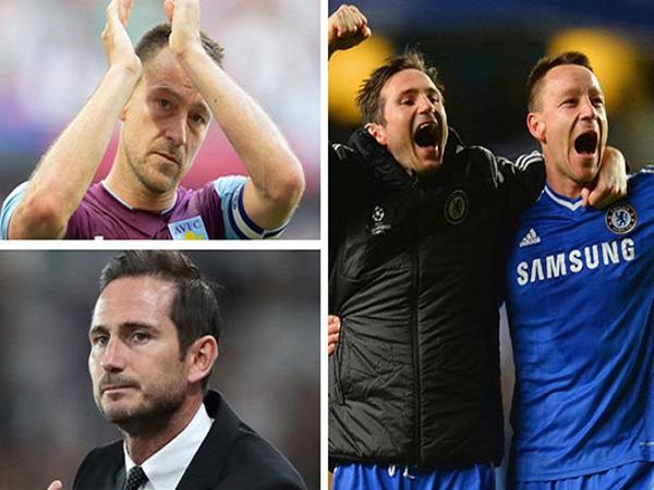 Cuộc đối đầu thăng hạng NHA giữa Lampard và John Terry