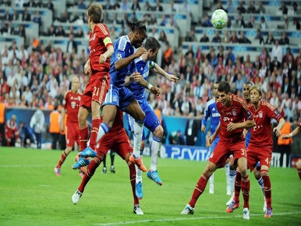 Những cầu thủ Chelsea từng ghi bàn ở chung kết cúp châu Âu