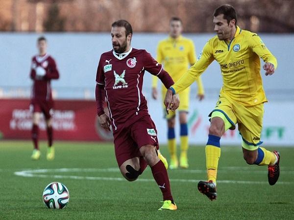 Nhận định Rubin Kazan vs Anzhi, 23h00 ngày 20/5