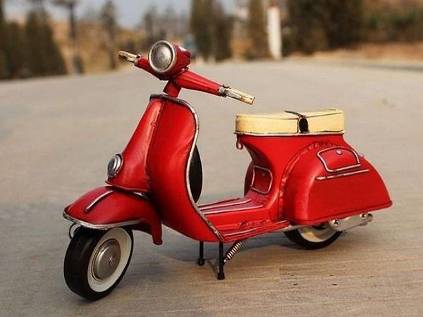 Mơ thấy xe máy điềm gì?