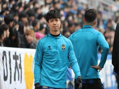 Công Phượng trở về Việt Nam thi đấu sẽ được ra sân thường xuyên