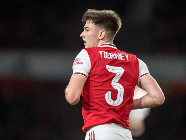 Tin Arsenal 9/4: Kieran Tierney thần tượng 2 cầu thủ