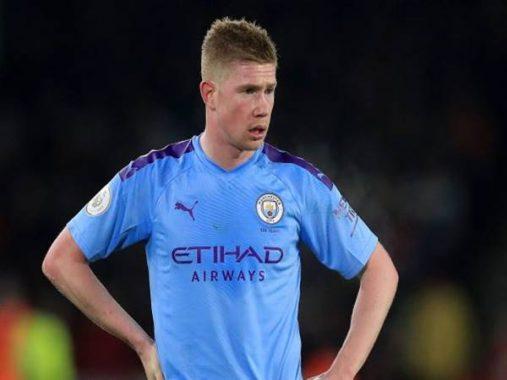 De Bruyne chuẩn bị quyết định tương lai với CLB Manchester City