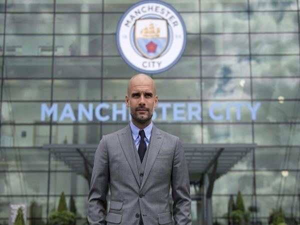 Man City chi ra 100 triệu bảng cho Pep Guardiola mua sao