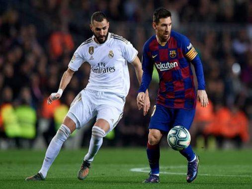 Real Madrid cùng chiến dịch hạ bệ Messi