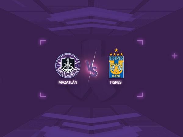 Nhận định Mazatlan vs Tigres 09h30, 29/08 - VĐQG Mexico
