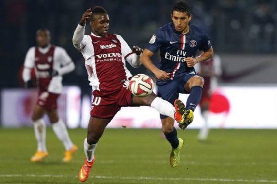 Nhận định bóng đá giữa PSG vs Metz lúc 02h00 ngày 17/9