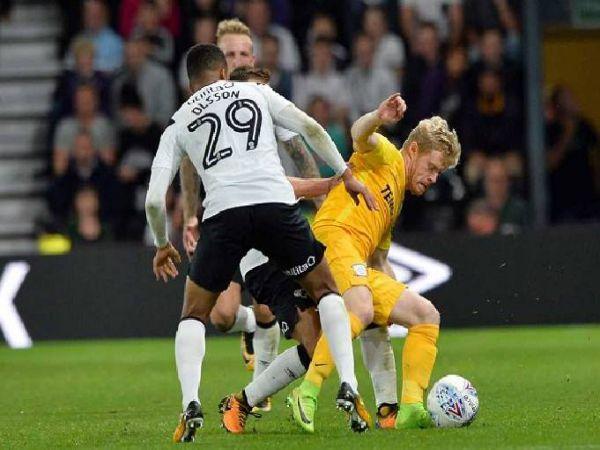 Nhận định bóng đá Derby County vs Preston NE, 00h30 ngày 16/9