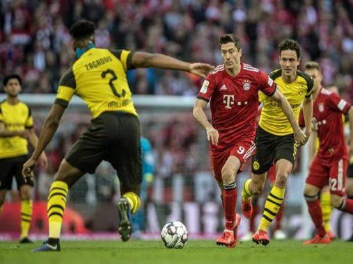 Nhận định Borussia Dortmund vs Bayern Munich (1h30 ngày 1/10)