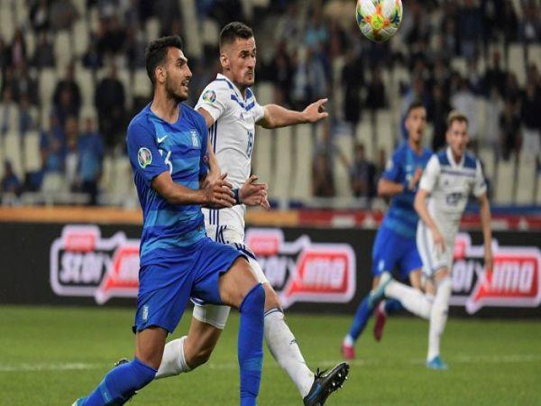 Nhận định soi kèo Slovenia vs Hy Lạp, 01h45 ngày 4/9: Nations League