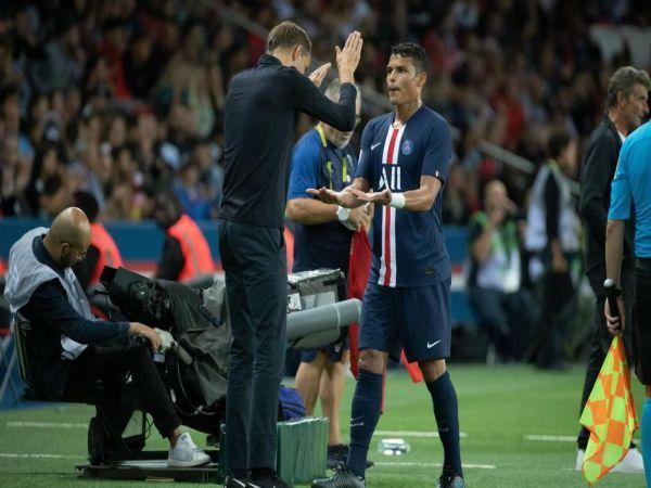 Tin bóng đá chiều 11/9: HLV Tuchel mâu thuẫn với PSG vì Thiago Silva