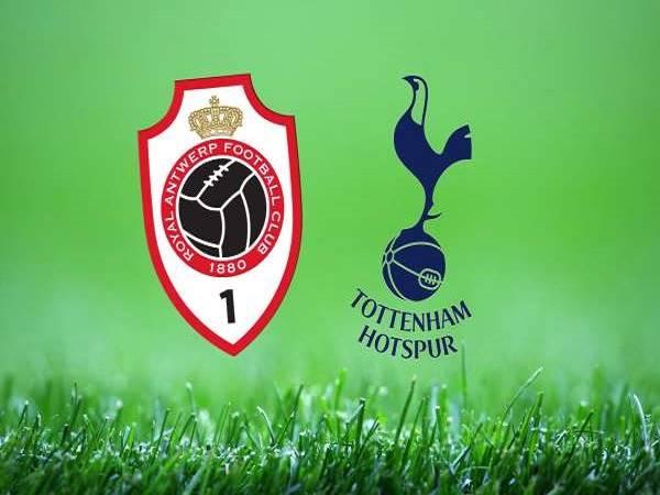 Nhận định Antwerp vs Tottenham 00h55 ngày 30/10, Cúp C2