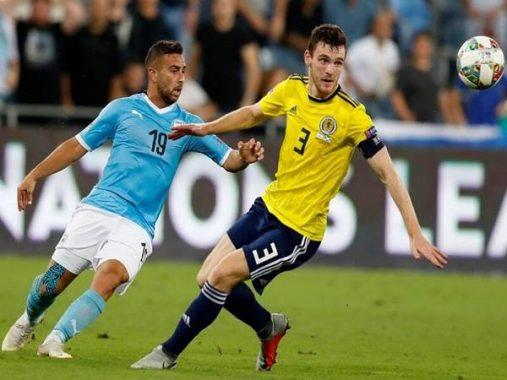 Nhận định kèo Tài Xỉu Israel vs Scotland (2h45 ngày 19/11)