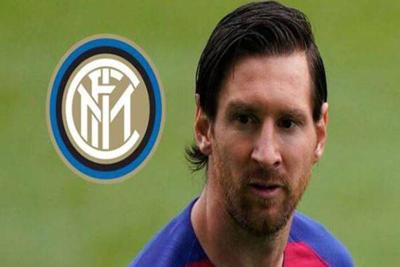 Tin bóng đá sáng 1/12: Messi từng được Inter quan tâm năm 2006