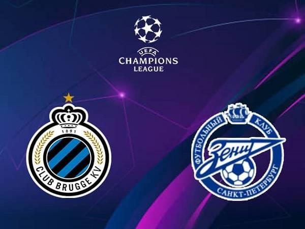Nhận định Club Brugge vs Zenit – 03h00 03/12, Champions League