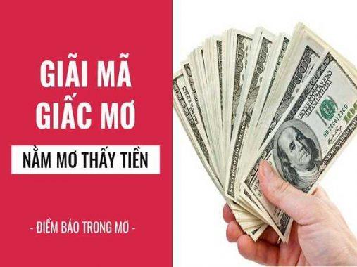 Mơ thấy tiền đánh xổ số chắc trúng- giải mã giấc mơ thấy tiền