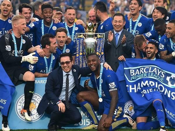 Bạn có biết Leicester City vô địch ngoại hạng anh năm nào?