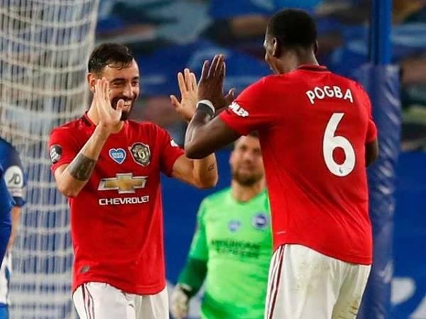 Bóng đá quốc tế sáng 16/3: Bruno Fernandes nói lời thật lòng về Paul Pogba