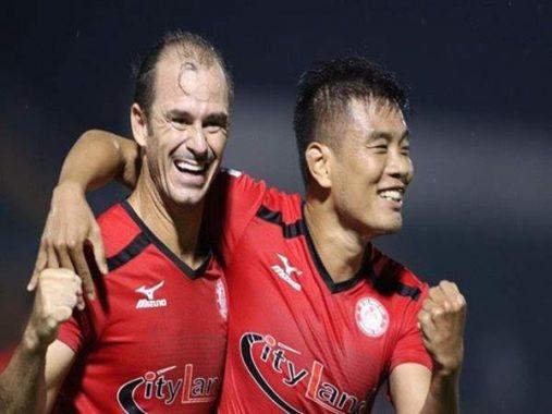 Điểm mặt 11 vua phá lưới V-league có nhiều bàn thắng nhất một mùa!