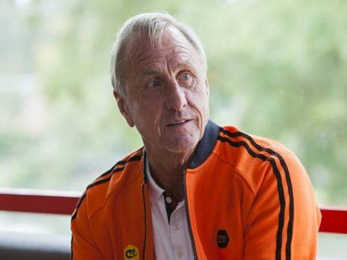 """Johan Cruyff là ai? Thông tin tiểu sử """"Thánh Johan"""""""
