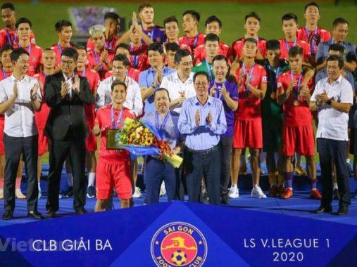 Câu lạc bộ bóng đá Sài Gòn và những thông tin cần biết
