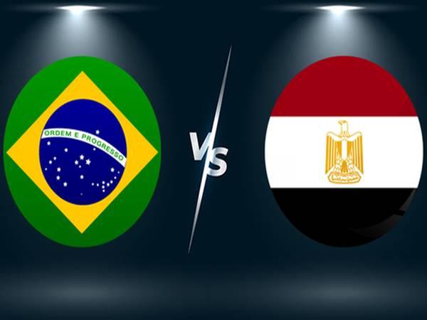 Nhận định kèo U23 Brazil vs U23 Ai Cập, 17h00 ngày 31/7 Olympic
