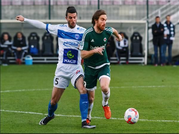 Nhận định bóng đá Niort vs Paris FC (2h00 ngày 25/9)