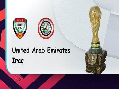 Nhận định, soi kèo UAE vs Iraq – 23h45 12/10, VL World Cup 2022